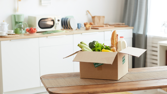 Challenges in online grocery business