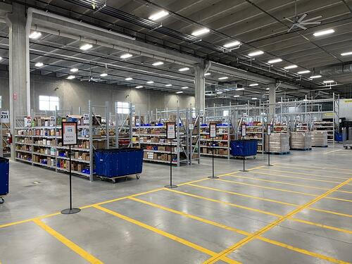 Micro-Fulfillment Center Definition: Warehouses Equipped to Fulfill Online Orders QuicklySN4