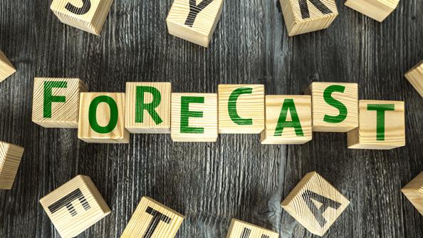 Food demand forecasting graphic